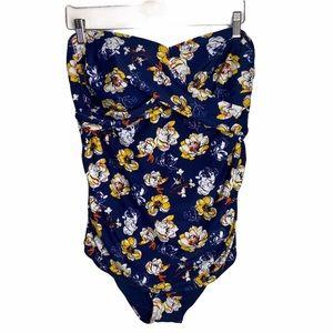 JACLYN SMITH Women's Floral Swimsuit